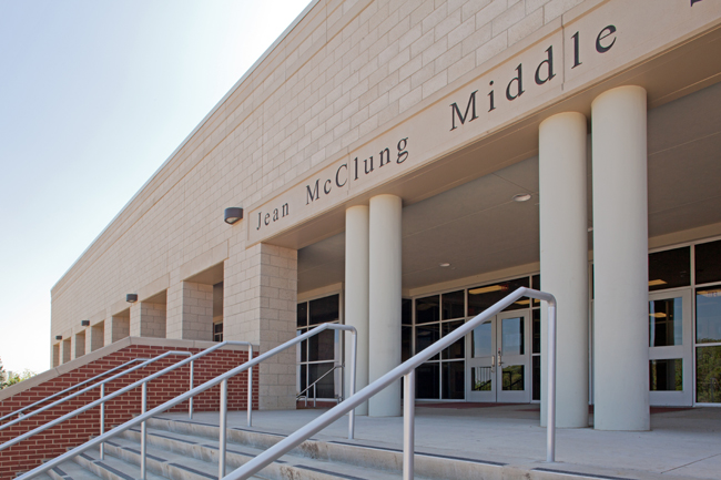 Fort Worth ISD Jean McClung Middle School