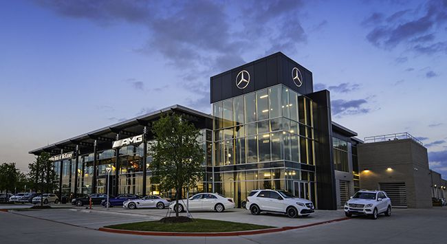 Mercedes Benz Dealership of McKinney