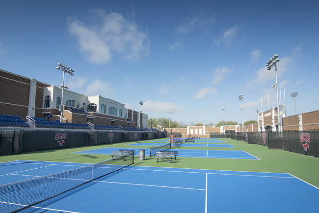 SMU Tennis Center