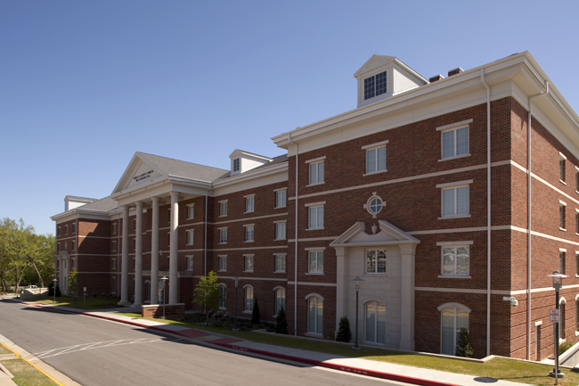 Tyler Jr. College Dorms