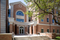 UNT Lif Science Building