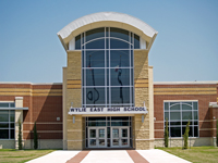 Wylie East High School, Wylie ISD